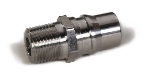 Quick Release Coupling Banner
