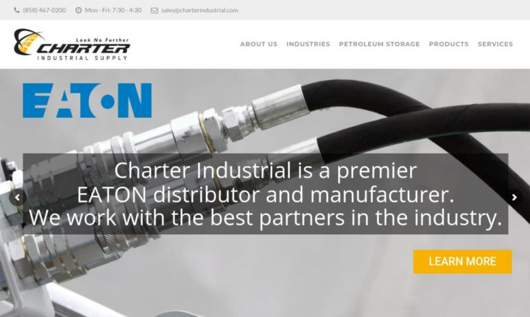 Charter Industrial Supply