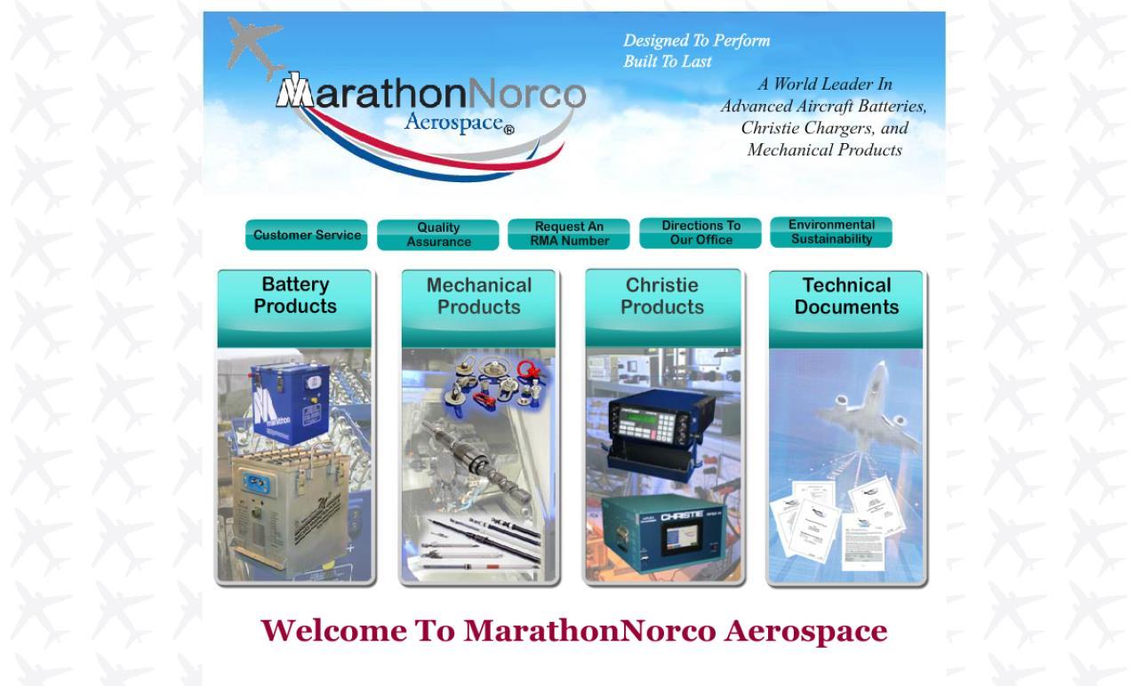 MarathonNorco Aerospace, Inc.