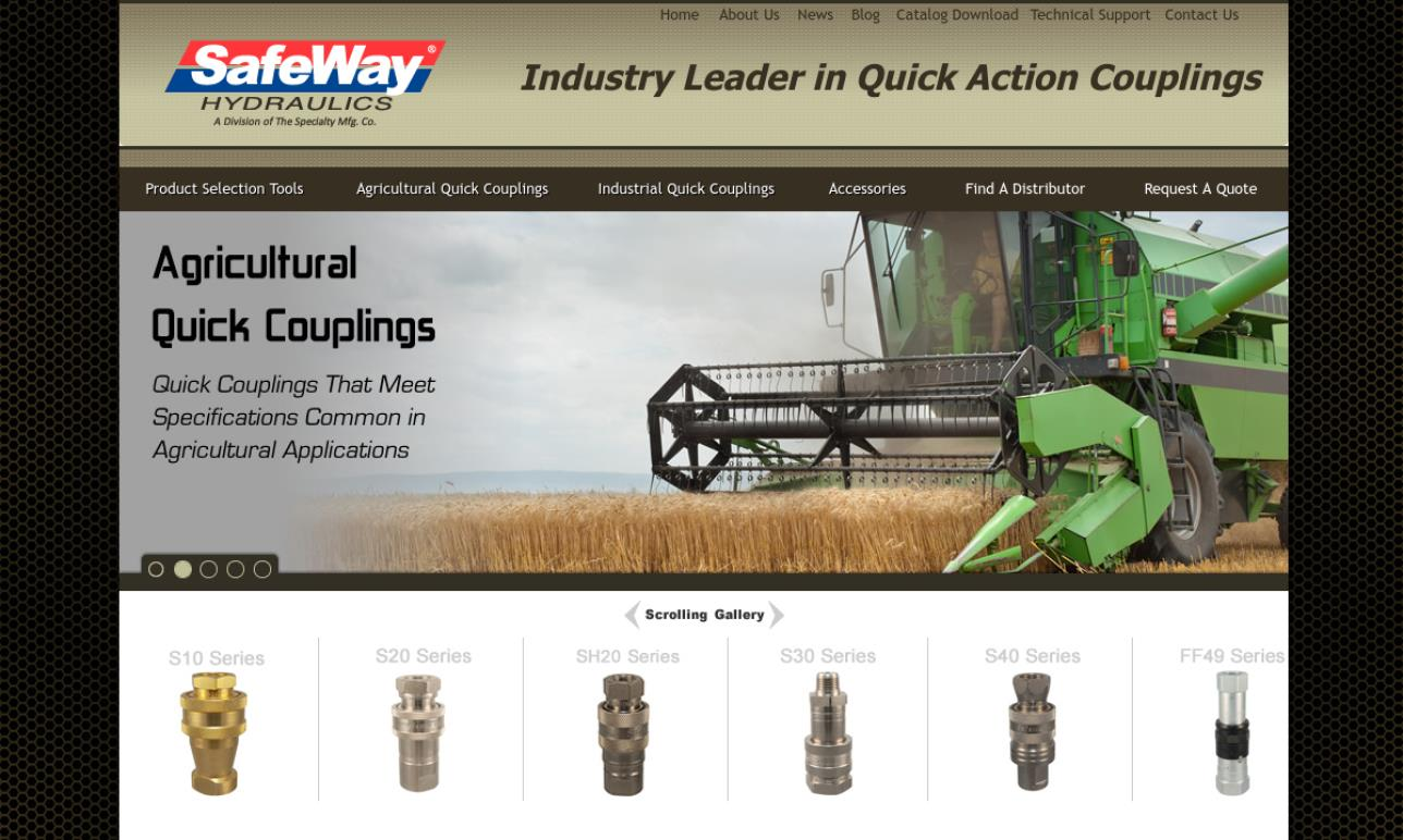 Safeway, a division of The Specialty Mfg. Co.