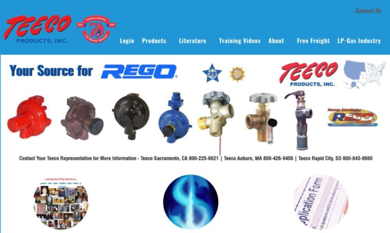 TEECO Products, Inc.